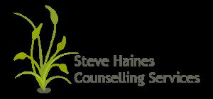 Steve Haines Counsellor Logo
