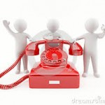 Telephone for Counselling Image